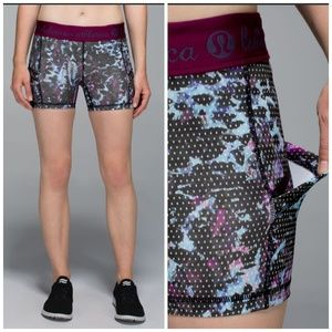 🍋 Lululemon What The Sport Floral Sport Tranquil